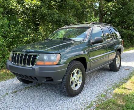 2001 Jeep Grand Cherokee for sale at Doyle's Auto Sales and Service in North Vernon IN