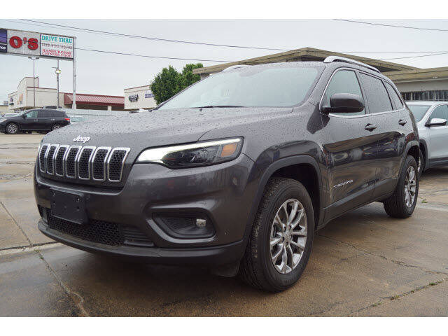 2020 Jeep Cherokee for sale at Watson Auto Group in Fort Worth TX