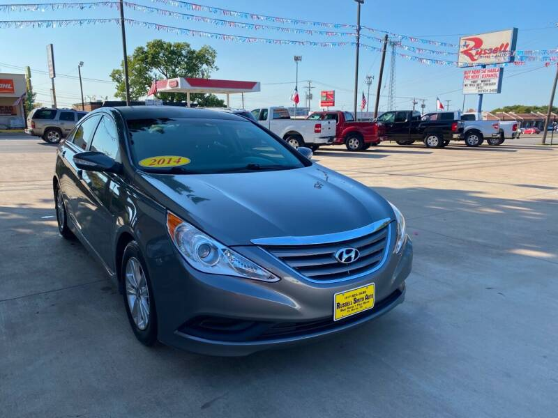 2014 Hyundai Sonata for sale at Russell Smith Auto in Fort Worth TX