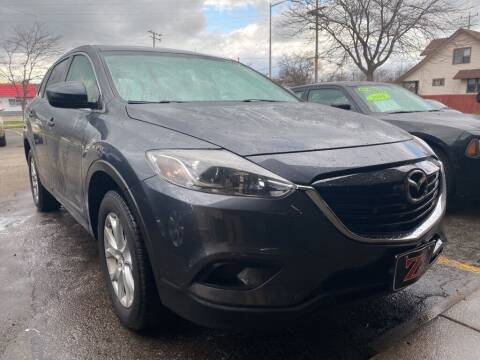 2013 Mazda CX-9 for sale at Zs Auto Sales in Kenosha WI