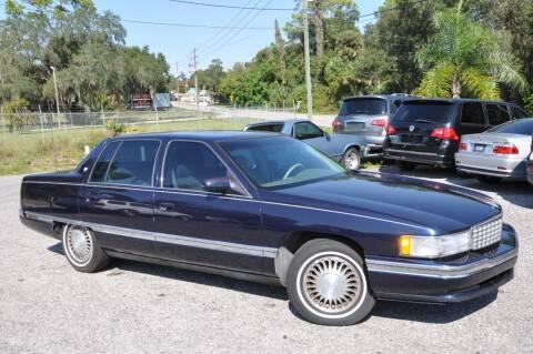 1994 Cadillac DeVille for sale at Elite Motorcar, LLC in Deland FL