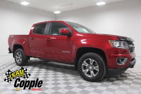 2019 Chevrolet Colorado for sale at Copple Chevrolet GMC Inc in Louisville NE