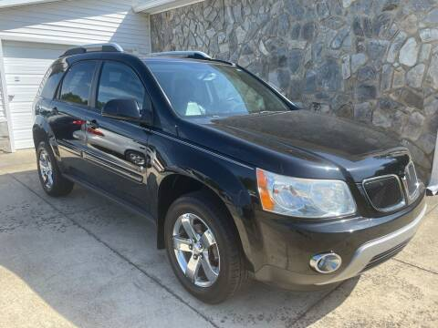 2007 Pontiac Torrent for sale at Jack Hedrick Auto Sales Inc in Madison NC