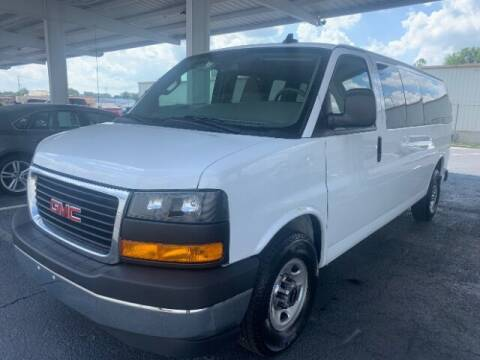 2018 GMC Savana Passenger for sale at Dixie Motors in Fairfield OH