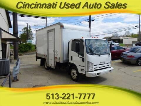 2015 Isuzu NPR for sale at Cincinnati Used Auto Sales in Cincinnati OH