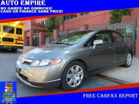 2008 Honda Civic for sale at Auto Empire in Brooklyn NY