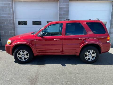 2005 Ford Escape for sale at Pafumi Auto Sales in Indian Orchard MA
