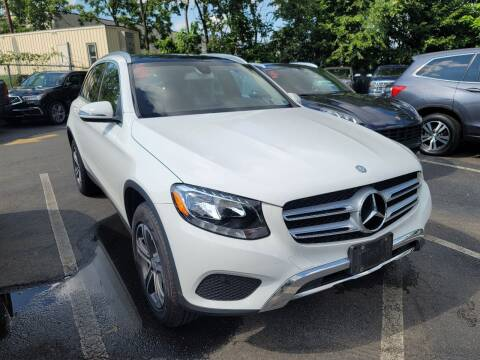 2016 Mercedes-Benz GLC for sale at AW Auto & Truck Wholesalers  Inc. in Hasbrouck Heights NJ