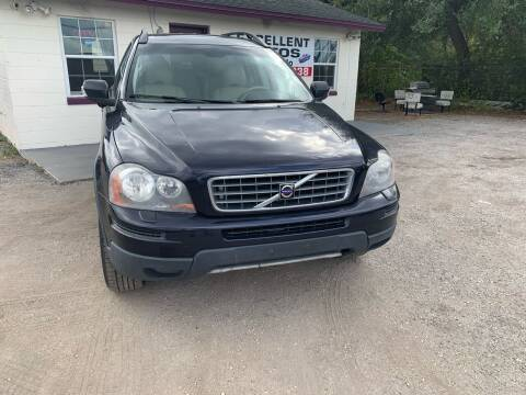 2008 Volvo XC90 for sale at Excellent Autos of Orlando in Orlando FL