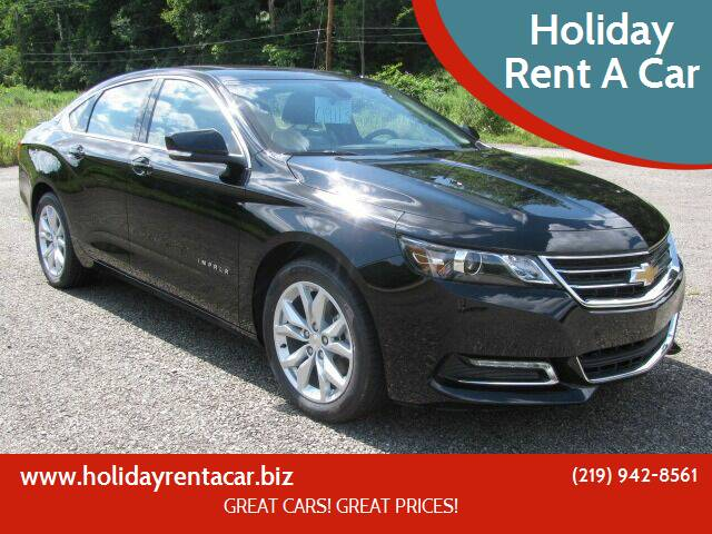 2019 Chevrolet Impala for sale at Holiday Rent A Car in Hobart IN