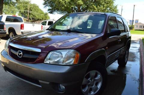 2004 Mazda Tribute for sale at E-Auto Groups in Dallas TX