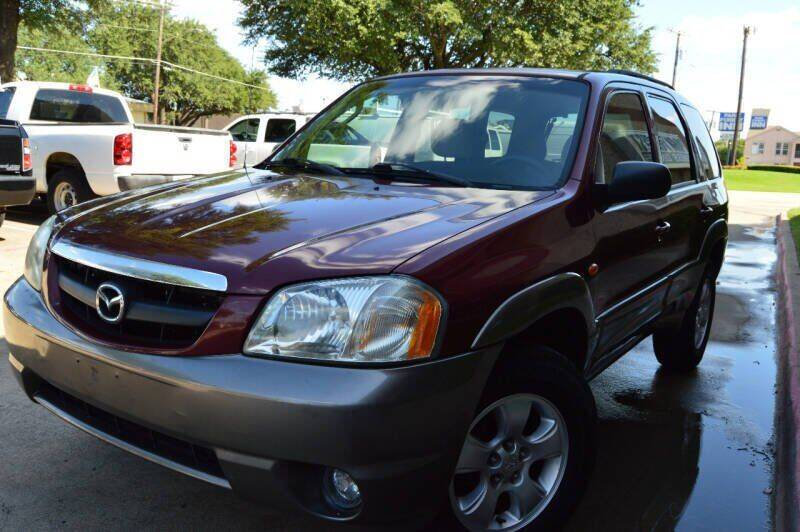 2004 Mazda Tribute for sale at E-Auto Groups in Dallas TX