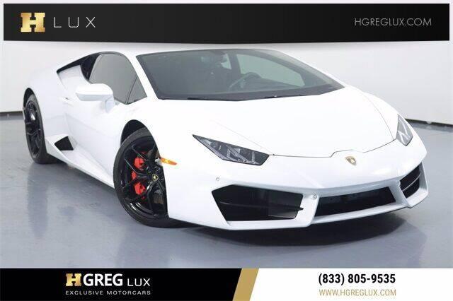 2019 Lamborghini Huracan for sale in Pompano Beach, FL