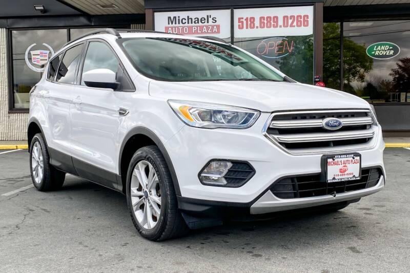 2017 Ford Escape for sale at Michaels Auto Plaza in East Greenbush NY