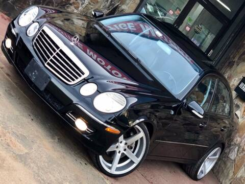 2007 Mercedes-Benz E-Class for sale at Atlanta Prestige Motors in Decatur GA