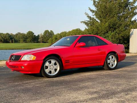 1999 Mercedes-Benz SL-Class for sale at DriveSmart Auto Sales in West Chester OH