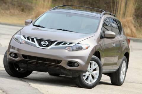 2014 Nissan Murano for sale at MGM Motors LLC in De Soto KS
