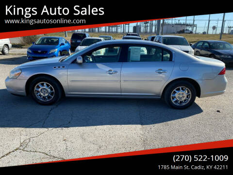 2006 Buick Lucerne for sale at Kings Auto Sales in Cadiz KY