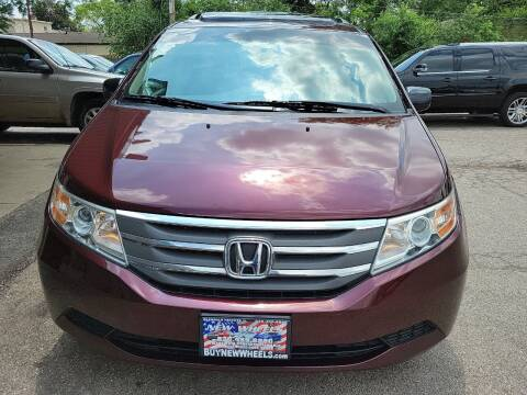 2011 Honda Odyssey for sale at New Wheels in Glendale Heights IL