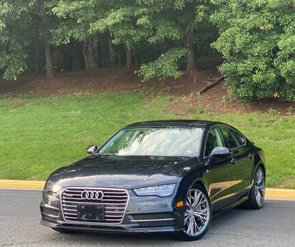 2016 Audi A7 for sale at Diamond Automobile Exchange in Woodbridge VA