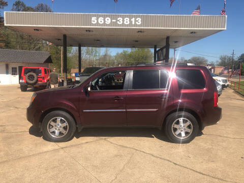 2011 Honda Pilot for sale at BOB SMITH AUTO SALES in Mineola TX