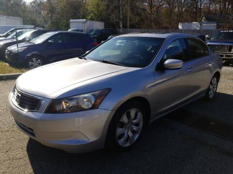 2010 Honda Accord for sale at AMA Auto Sales LLC in Ringwood NJ