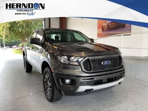 2019 Ford Ranger for sale at Herndon Chevrolet in Lexington SC