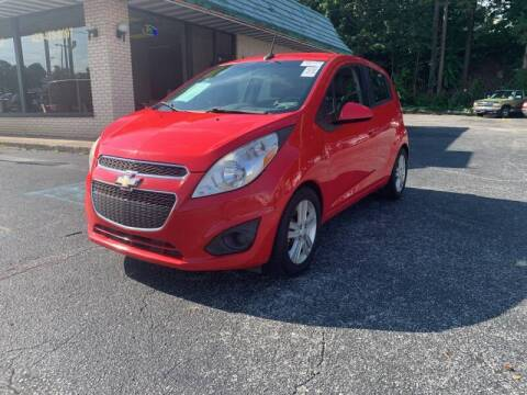 2013 Chevrolet Spark for sale at Diana Rico LLC in Dalton GA