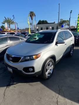 2013 Kia Sorento for sale at LA PLAYITA AUTO SALES INC - 3271 E. Firestone Blvd Lot in South Gate CA