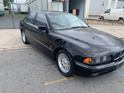 1999 BMW 5 Series for sale at O A Auto Sale in Paterson NJ