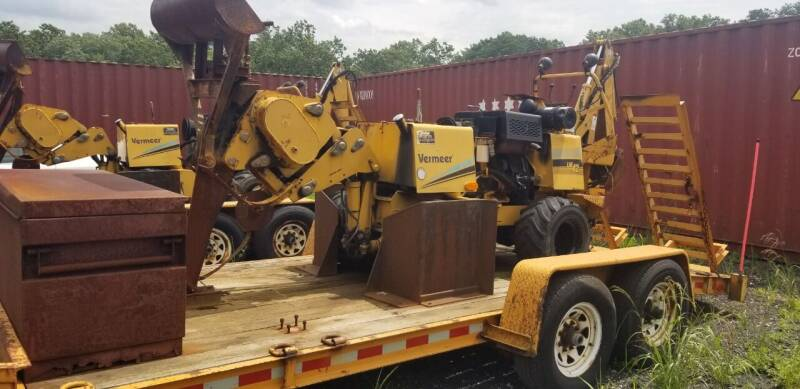 2006 vermeer lm42 for sale at Central Jersey Auto Trading in Jackson NJ