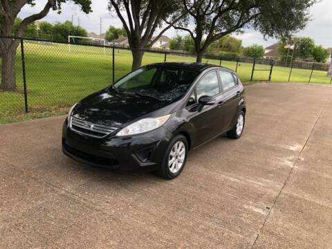 2013 Ford Fiesta for sale at Orange Auto Sales in Houston TX
