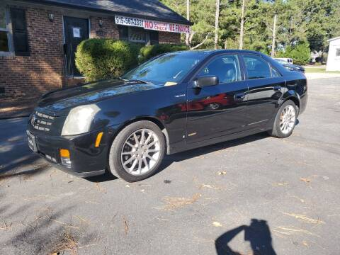 2007 Cadillac CTS for sale at Tri State Auto Brokers LLC in Fuquay Varina NC