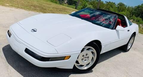 1995 Chevrolet Corvette for sale at PennSpeed in New Smyrna Beach FL