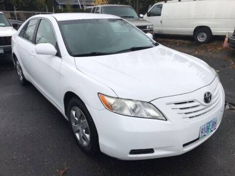 2009 Toyota Camry for sale at Chuck Wise Motors in Portland OR