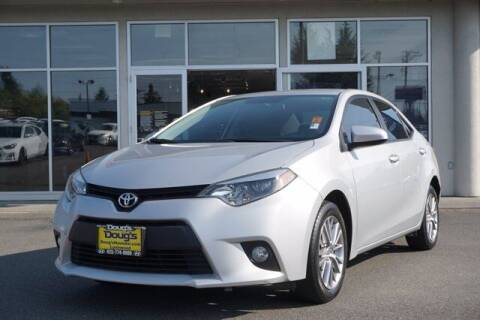 2014 Toyota Corolla for sale at Jeremy Sells Hyundai in Edmunds WA