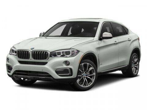 2015 BMW X6 for sale at J T Auto Group in Sanford NC