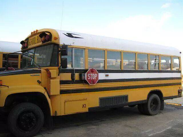 2001 GMC Bluebird for sale at Interstate Bus Sales Inc. - INTERSTATE BUS SALES INC in Kingsville TX