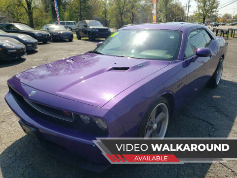2010 Dodge Challenger for sale at A-Z Auto Sales in Newport News VA