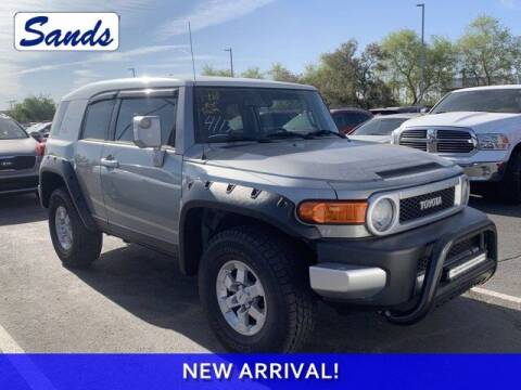 2011 Toyota FJ Cruiser for sale at Sands Chevrolet in Surprise AZ