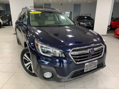 2018 Subaru Outback for sale at Auto Mall of Springfield in Springfield IL