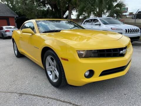 2010 Chevrolet Camaro for sale at Prime Auto Solutions in Orlando FL
