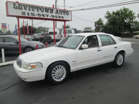 2010 Mercury Grand Marquis for sale at Levittown Auto in Levittown PA