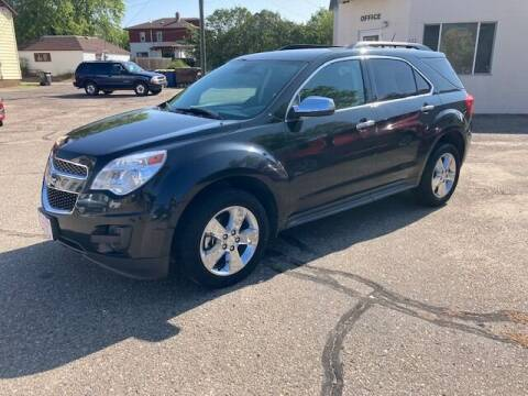 2015 Chevrolet Equinox for sale at Affordable Motors in Jamestown ND