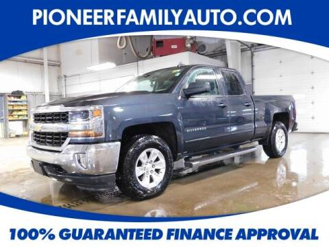2019 Chevrolet Silverado 1500 LD for sale at Pioneer Family auto in Marietta OH