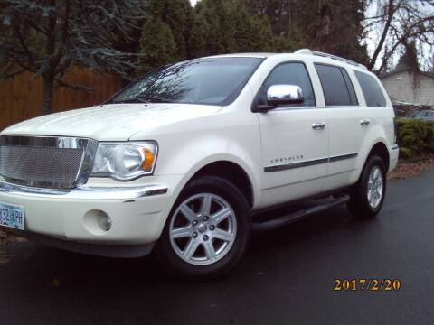 2007 Chrysler Aspen for sale at Redline Auto Sales in Vancouver WA