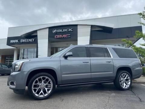 2018 GMC Yukon XL for sale at Mark Sweeney Buick GMC in Cincinnati OH