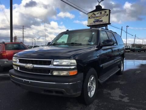 2005 Chevrolet Suburban for sale at A & D Auto Group LLC in Carlisle PA