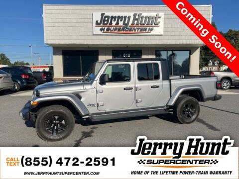 2021 Jeep Gladiator for sale at Jerry Hunt Supercenter in Lexington NC