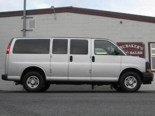 2016 Chevrolet Express Passenger for sale at Brubakers Auto Sales in Myerstown PA